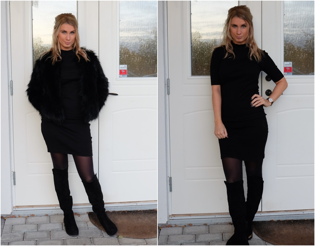 outfit fur